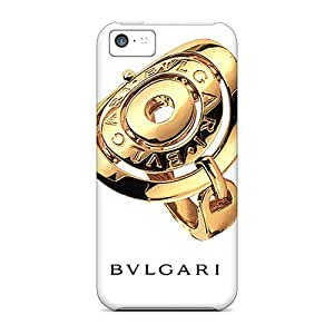 Durable Cell-phone Hard Cover For Apple Iphone 5c (GXr26056ZSva) Custom High Resolution Bvlgari Pattern