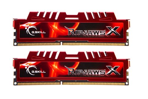 G.Skill Ripjaws X Series 16 GB (2 x 8 GB) 240-Pin DDR3 SDRAM Desktop Memory (1600 MHz, PC3 12800) ()