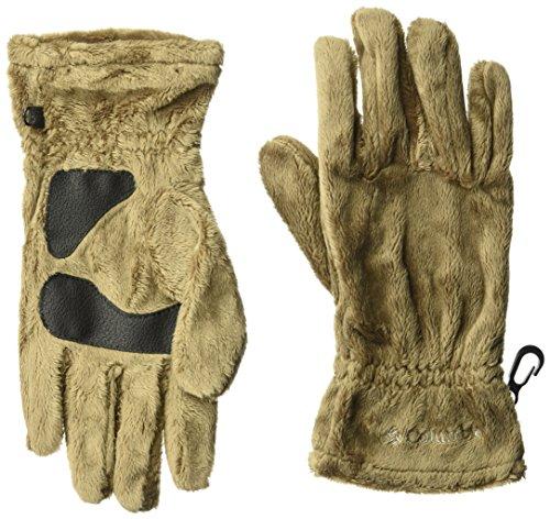 (Columbia Women's W Pearl Plush Glove, Truffle, XL )