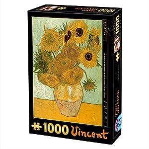 D Toys 66916vg01 Puzzle 1000 Pezzi