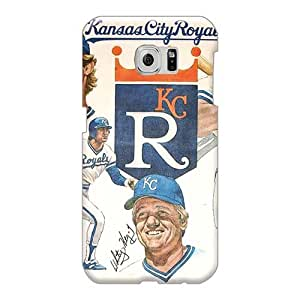 Sumsang Galaxy S6 Kht791IdSN Customized HD Kansas City Royals Image Best Hard Phone Case -icase88