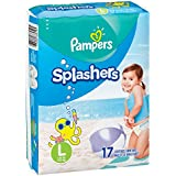 Pampers Splashers Swim Diapers Disposable Swim Pants...