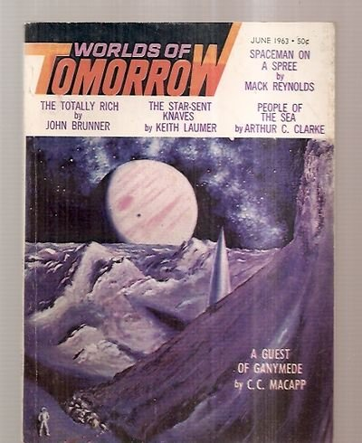 Worlds of Tomorrow, June 1963