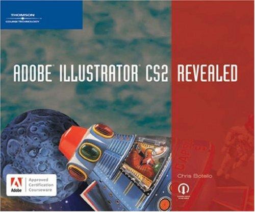 Adobe Illustrator  CS2  Revealed -