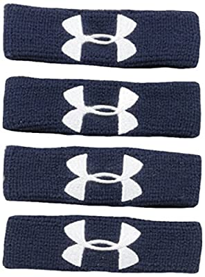 "Under Armour 1"" Performance Wristband 4-Pack"