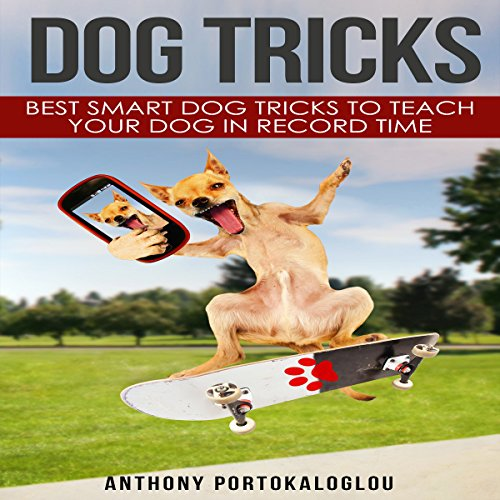 Dog Tricks: Best Smart Dog Tricks to Teach Your Dog in Record Time