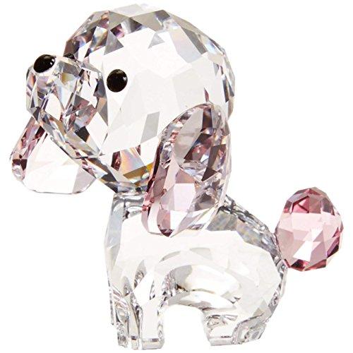 Swarovski Puppy Figurine, Rosie The Poodle (Figurine Dog Puppy)