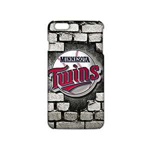 2015 Ultra Thin 3D Case Cover Minnesota Twins Phone Case for iPhone6