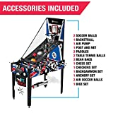 12-in-1 Multi Game Table Set for