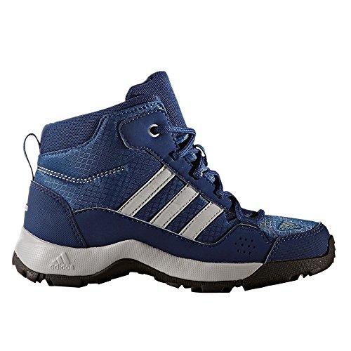 adidas Hyperhiker K, Jungen Trekking- & Wanderhalbschuhe Blau