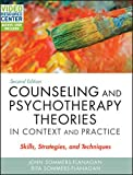 img - for Counseling and Psychotherapy Theories in Context and Practice, with Video Resource Center: Skills, Strategies, and Techniques book / textbook / text book