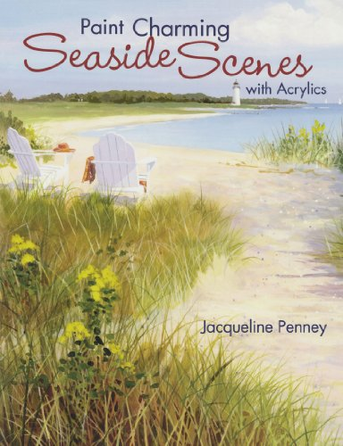 Pdf History Paint Charming Seaside Scenes With Acrylics