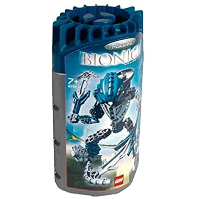 LEGO Bionicle Toa Hordika Nokama (Blue) #8737: Toys & Games