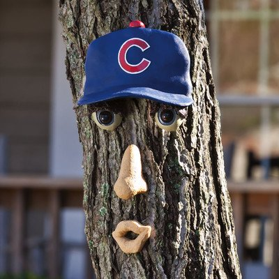 MLB Forest Face MLB Team: Chicago Cubs (Resin Forest Face)