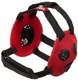 ASICS Jr. Gel Headgear, Red, One Size