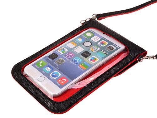 Super Pouch Black TM cat Bag KISS Color Cellphone Cute Pattern Shoulder Mini Animal Fresh GOLD 3D Oa56qZxw5I