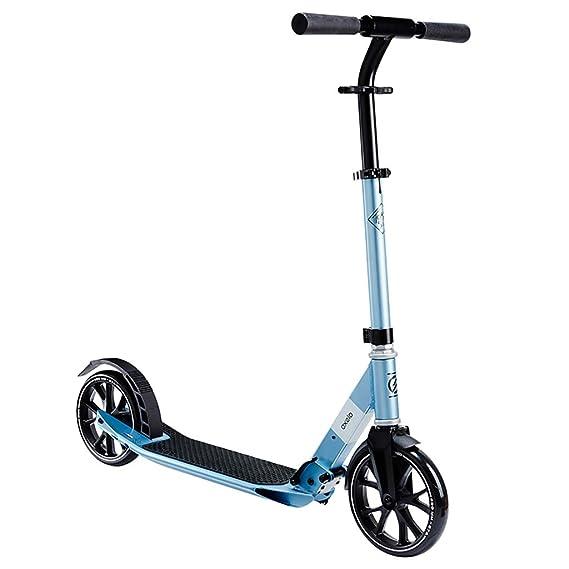 Patinete Adultos, Scooter Azul, Scooter de Dos Ruedas ...
