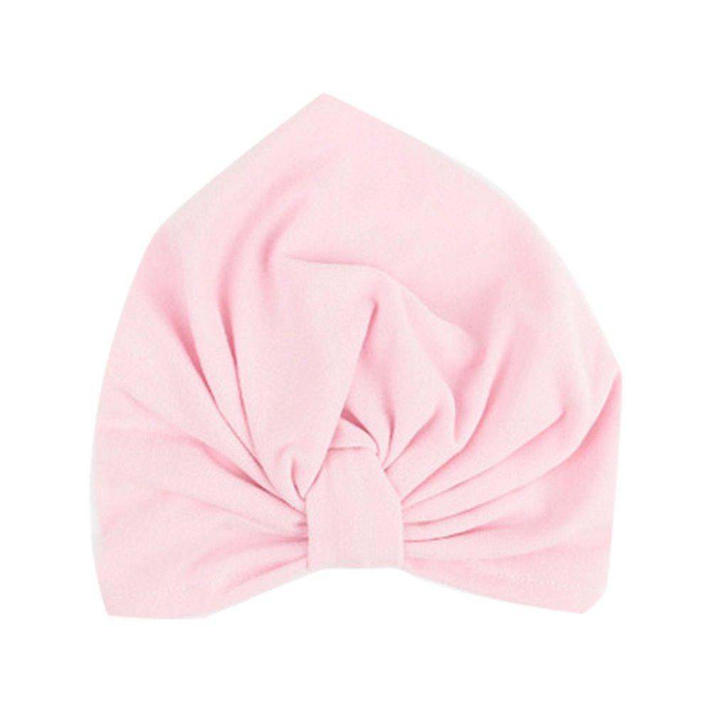 Newin Star Bonnet unisexe pour nouveau-né , rose