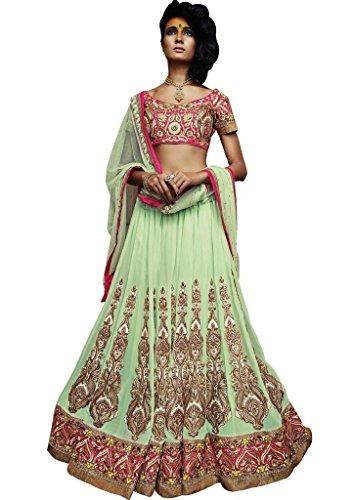 Bollywood 3 Choli Lehenga pcs Sarees Jay designer 5qYwEAnH