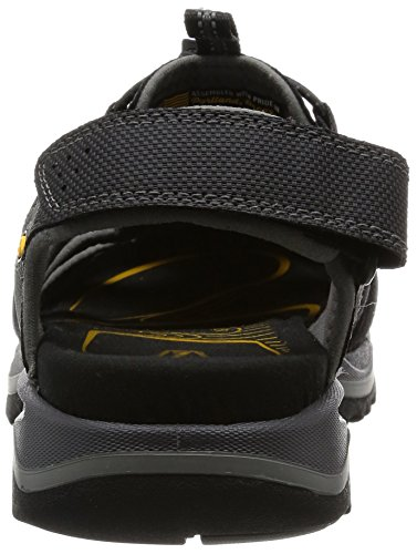 Zapatillas de deporte KEEN Rialto h2 para hombre, negro / g¨¢rgola, 7.5 M US