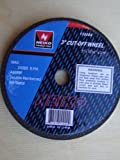3'' Cut-off Wheel 25,000rpm for Metal 50pack