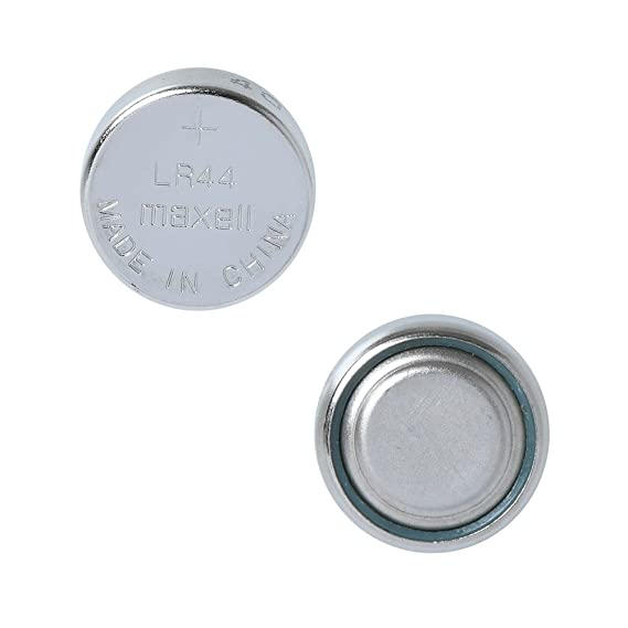 3 Pack MAXELL AG13 LR44 A76 357 Alkaline Button Cell battery General Purpose Batteries & Battery Chargers at amazon