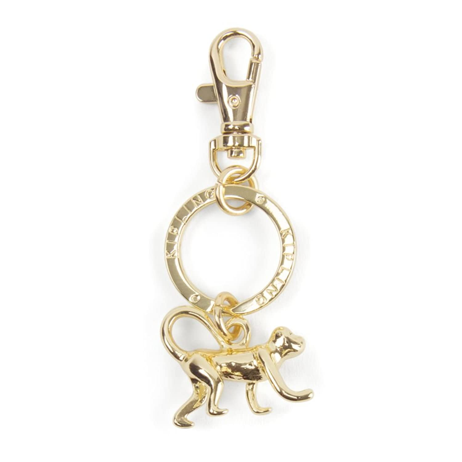 Kipling Women's Crawling Monkey Key Charm