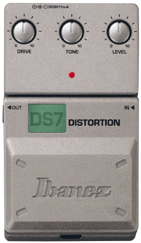 IBANEZ TONELOK DS7 DISTORSION Amplifiers Effects Distortion, used for sale  Delivered anywhere in USA