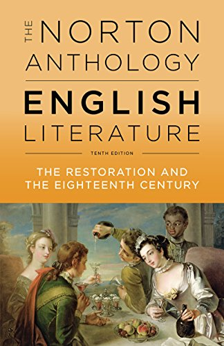 The Norton Anthology of English Literature (Tenth Edition)  (Vol. C) by W. W. Norton & Company