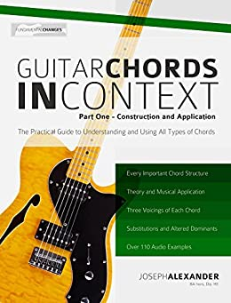 Guitar Chords Context Part One ebook product image