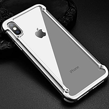 custodia metallo iphone x