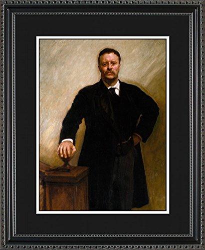 Theodore Roosevelt Official President Framed Portrait, 16x20