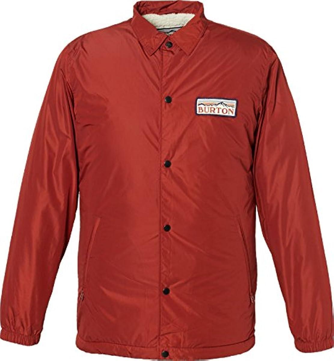 [해외] BURTON(버튼) 스노보드 웨어 맨즈 재킷 COACHES JACKET XS~X엘사이즈 197681 코치 재킷 주름 방지 가공