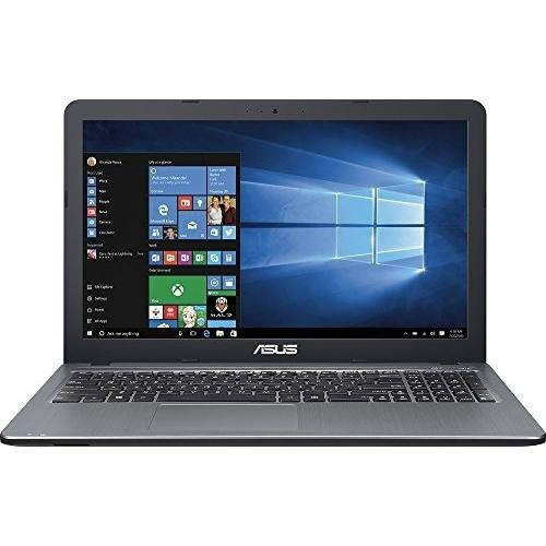 2016 Asus VivoBook 15.6″ Widescreen 1366 x 768 HD LED backlight display laptop, Intel Pentium Mobile Processor N3700 1.6GHz, 4GB RAM, 500G HDD, WiFi-bgn, Webcam, HDMI, Windows 10