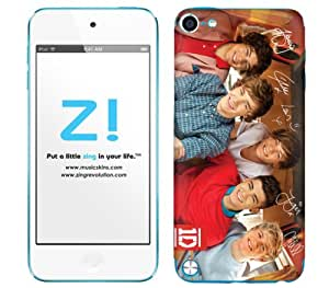 Zing Revolution 1D Boys - Skin para iPod Touch 5