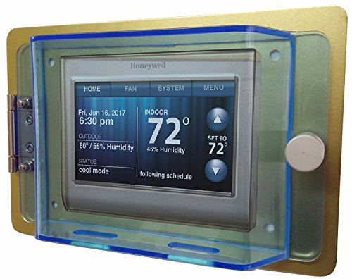 Honeywell Smart Thermostat 39 S Best Friend Little