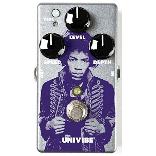 Dunlop JHM7 Jimi Hendrix Univibe Chorus/Vibrato Guitar Effect - Hendrix Pedals Jimi