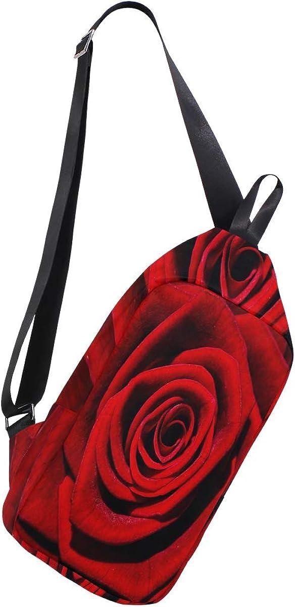Sling Bag Red Eiffel Mens...