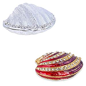 511s6eojBJL._SS300_ Best Seashell Wedding Decorations