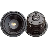 Lanzar Maxp64 6.5 600w 4 Ohm Car Audio Subwoofer Woofer 600 Watt 6 1/2