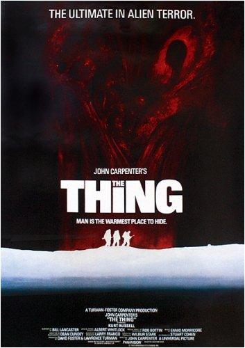 John Carpenter's The Thing - Movie Poster
