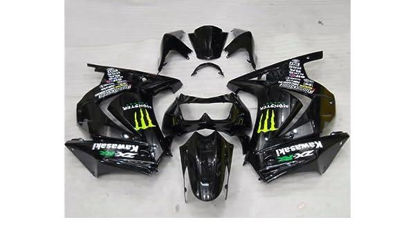 41 - 09 OEM motociclista ABS Plastic Carenado ajuste para ...