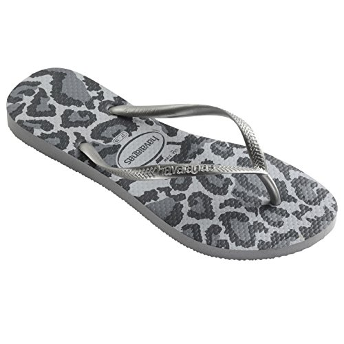 Havaianas Womens Havianias Slim Animal Thongs Open Toe Sh...