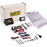 Complete Remote Starter Kit Fits Select Lincoln & Mazda Vehicles [1998-2015] - Use Your OEM Key Fobs!