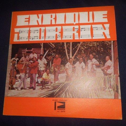 Enrique Jorrin (Produfon // Vinyl)