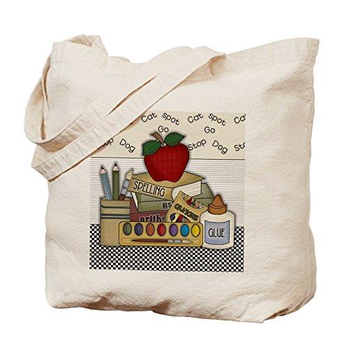 CafePress Tote Bag - Cute School Teacher Tote Bag by CafePress