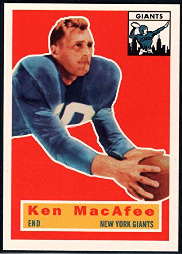 1994 Nfl Football - Football NFL 1994 Topps Archives 1956#65 Ken MacAfee NY Giants