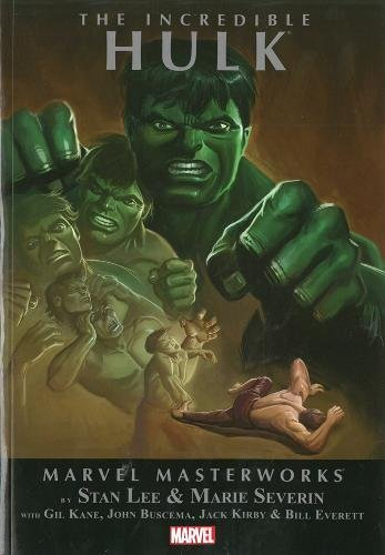 Marvel Masterworks: The Incredible Hulk Volume 3]()