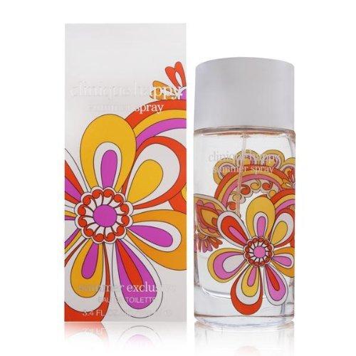 Clinique Happy Summer Spray 3.4 Oz Eau De Toilette Spray (Summer Exclusive) (Happy Summer Perfume)