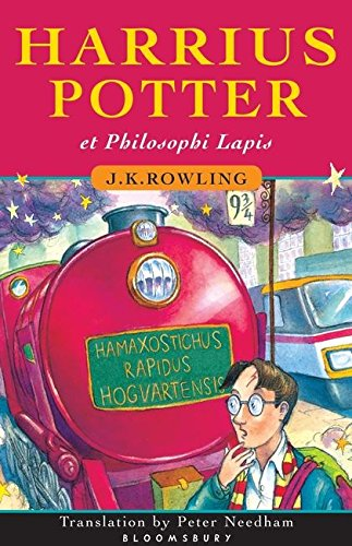 Read Online Harry Potter and the Philosopher's Stone (Latin) pdf epub